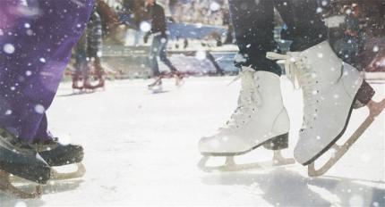 Ledo arenos, kurias verta aplankyti per Kalėdų atostogas
